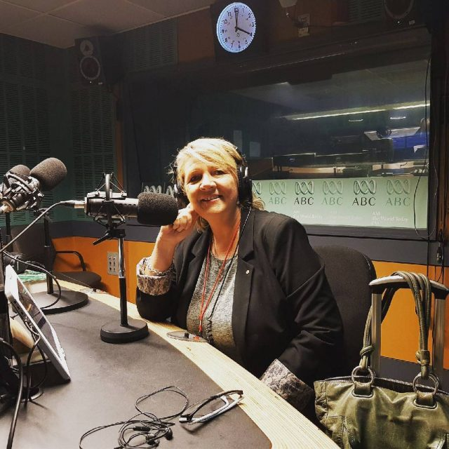 Talking to abcnewsau Radio National about the recommendations handed downhellip